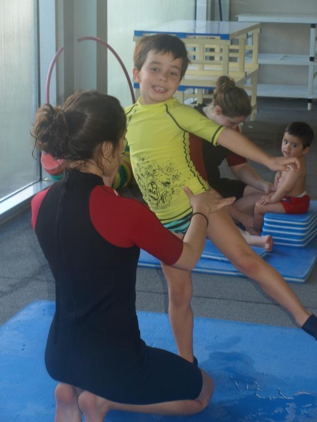 Síndrome, mejora del equilibrio, hipotonía, Perthes